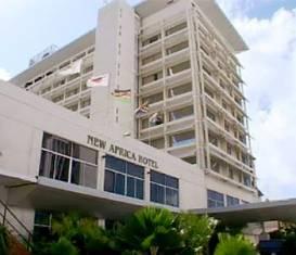 Dar es Salaam New Africa Hotel