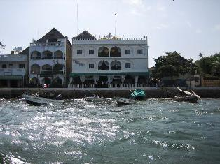 New Lamu Palace Hotel in Lamu Kenya