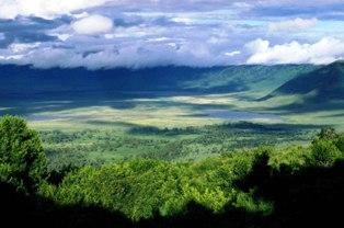 Ngorongoro Sopa Lodge in Ngorongoro Conservation Area Tanzania