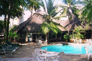 exotic Bamburi Beach Indian Ocean location