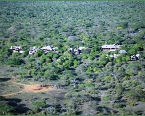 Ol Donyo Wuas Lodge Chyulu Hills