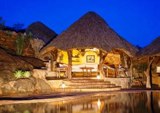 Northern Kenya Ol Malo Lodge