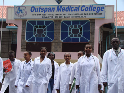 Outspan Medical College Kenya