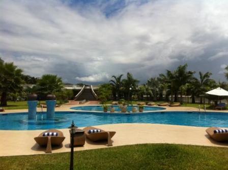 Ozi's Bed and Breakfast Hotel in Malindi Kenya