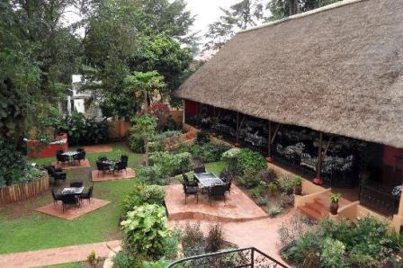 Roberto's Italian Restaurant Mombasa