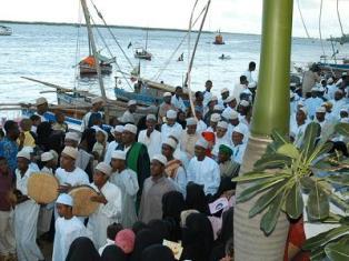 mauredi festival in Lamu Island