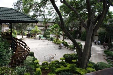 hotel along rwenzori climb
