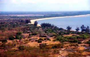 Saadani Beaches in Tanzania