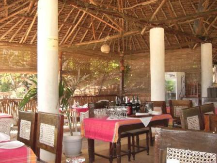 Shehnai restaurant in Mombasa