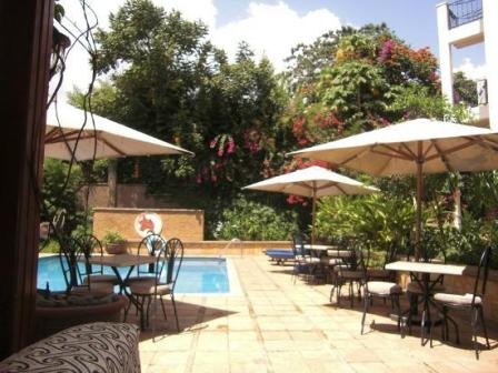 Silver Springs Hotel in Uganda for Luxury Hotel Accommodation