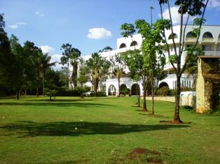 Sirikwa Hotel in Western Kenya Eldoret