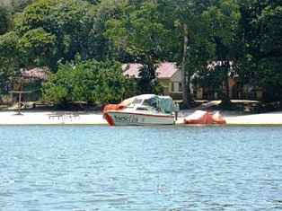 Ssese Island in Lake Victoria