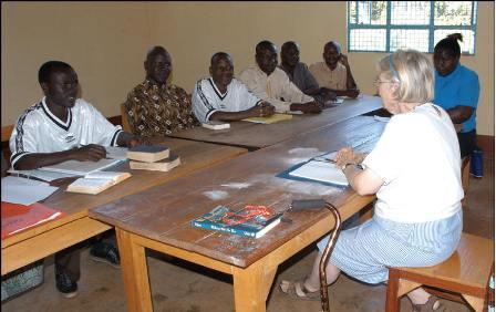 St Pauls United Theological College Kenya