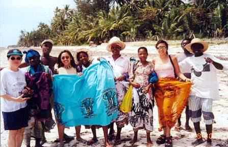 Swahili people of Kenya