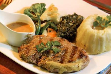Tamasha restaurant Nairobi