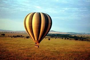 Balloon Safari in Masai Mara