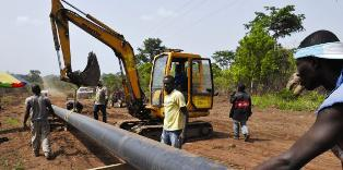 Tanzania Economic infrastructure Sector Investment