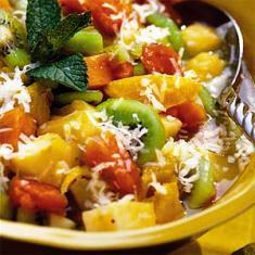 How to Make Tanzania Fruits Salad Recipe