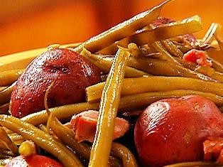 How to Make Tanzania Green Beans and Potatoes Recipe