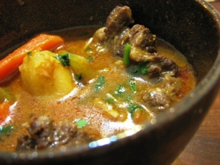 How to Make Tanzania Oxtail Soup Recipe