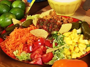 How to Make Tanzania Tacos Salads Recipe