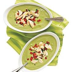 How to Make Tanzania Tomato-Avocado-Buttermilk Soup