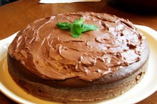 Tanzania Vegetarian Cake Recipe