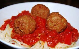 Tanzania Vegetarian Meatballs Recipe