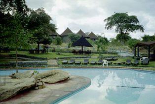 Tarangire Sopa Lodge in Tarangire National Park Tanzania