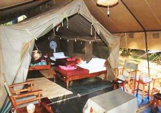 Tarhi Camp in Tsavo Kenya