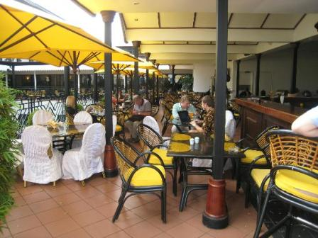 Teach and Tour Sojourners Hotel and Lodge in Kampala City of Uganda