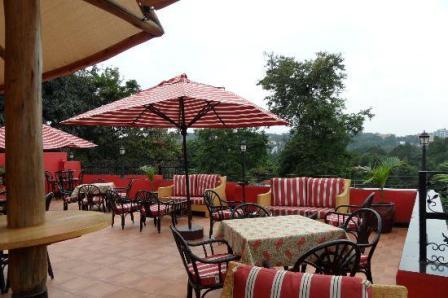 Thalassa restaurant and lounge Mombasa