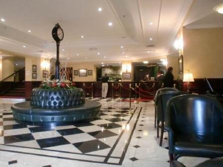 The African Tulip Hotel in Arusha