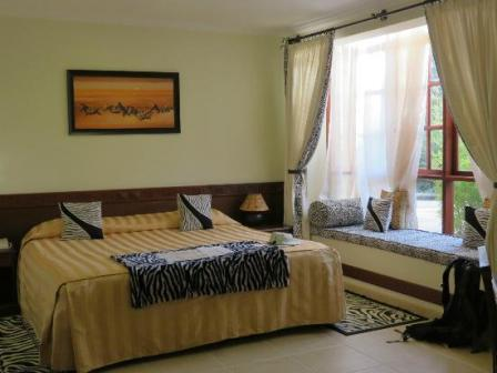 Tristar Hotel in Kampala City of Uganda
