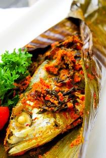 Grilled Fish at Nairobi Gazebo Grill