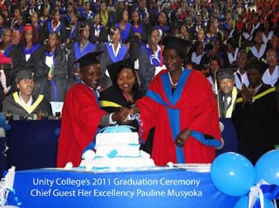 Unity College of Professional Studies Kenya