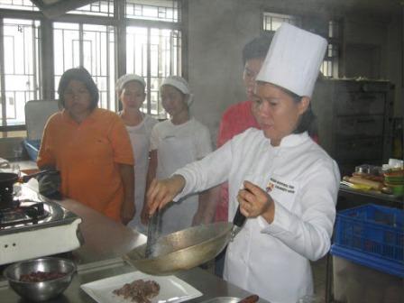 Virginia Slims Catering College Kenya