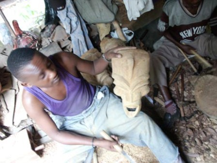 Akamba people of Kenya