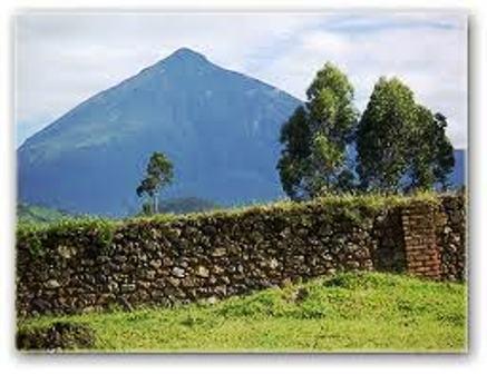 slopes of the Mufumbiro mountains of Western Rwanda and Southwestern Uganda