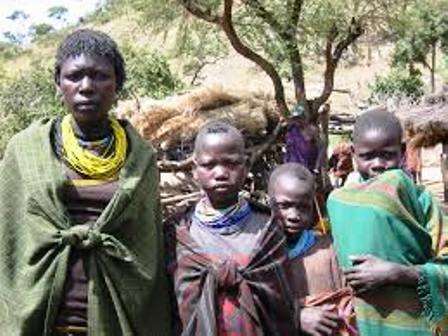 Ik people and their Culture in Uganda