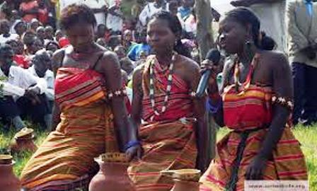 Marriage and traditions of the Japadhola