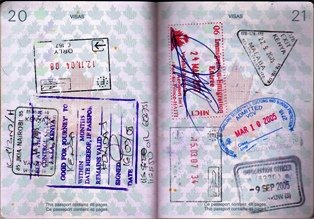 A valid entry visa to kenya
