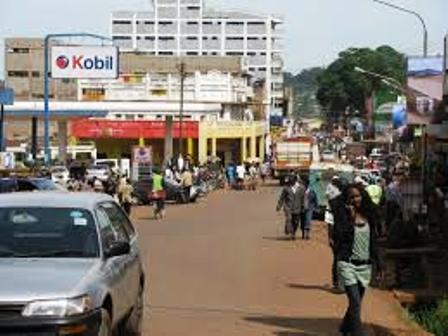 Kisii Town ,the Town of Kisii People in Kenya