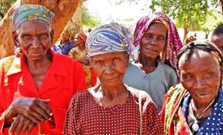 The Mbeere Elders in Kenya