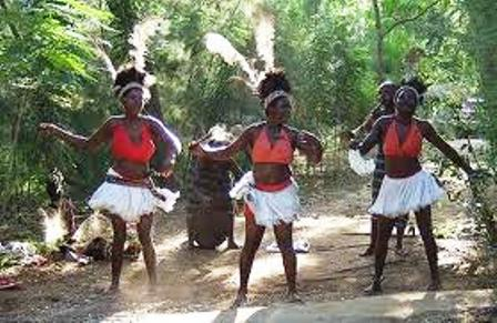 Mwanzele is a dance style of the Giriama