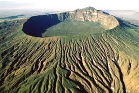 Mt Longonot Kenya