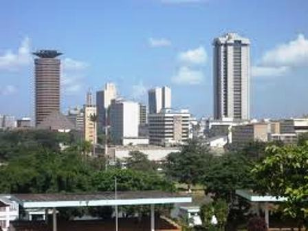 kenya capital city nairobi