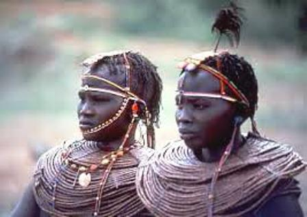 Pokot people and their Culture in Kenya