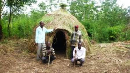 The himas traditional house