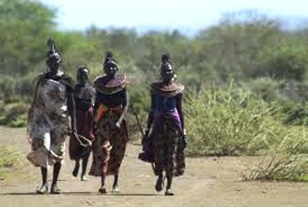 History of the Terik people in Kenya